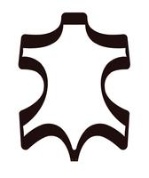Leather mark [2844356] Skin