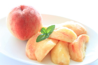 Peach Stock photo [2846291] Peach