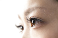 Of extension eyelashes eyes Stock photo [2848879] MU