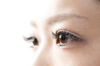 Of extension eyelashes eyes Stock photo [2848895] MU