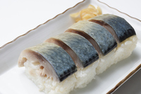 Mackerel sushi Mackerel