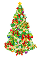 Christmas tree [2849934] Fir