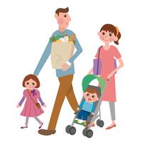 Family [2850158] Shopping