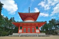 Koyasan Kongōbu-ji root Oto Stock photo [2850771] Wakayama