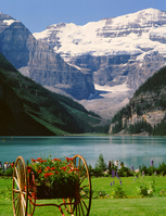Lake Louise Stock photo [2927000] Lake