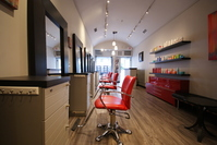 Hair salon interior Stock photo [2927057] A