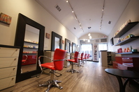 Hair salon interior Stock photo [2927059] Beauty