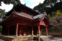 Historic sites Taku shrine. Stock photo [2929860] National
