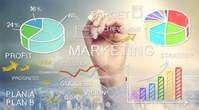 Marketing and illustrations Stock photo [2930341] Marketing