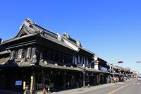 Streets of warehouse building Stock photo [2931122] Kawagoe