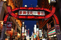 Kabukicho Ichibangai Stock photo [2931384] Kabukicho