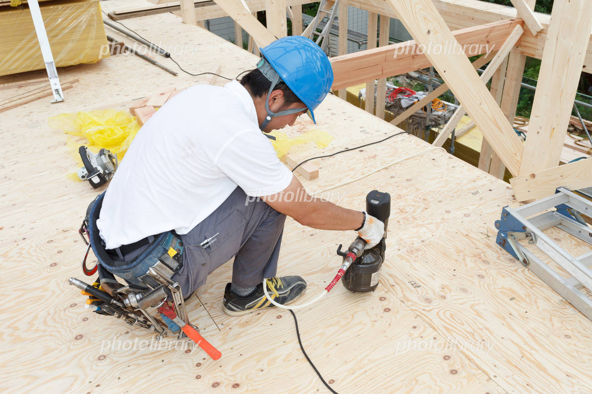 Floor construction Photo