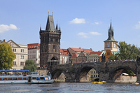 Charles Bridge of Prague Stock photo [3005066] Prague