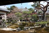 Myokenji - Korin Kyoku-sui garden Stock photo [3007881] Kyoto