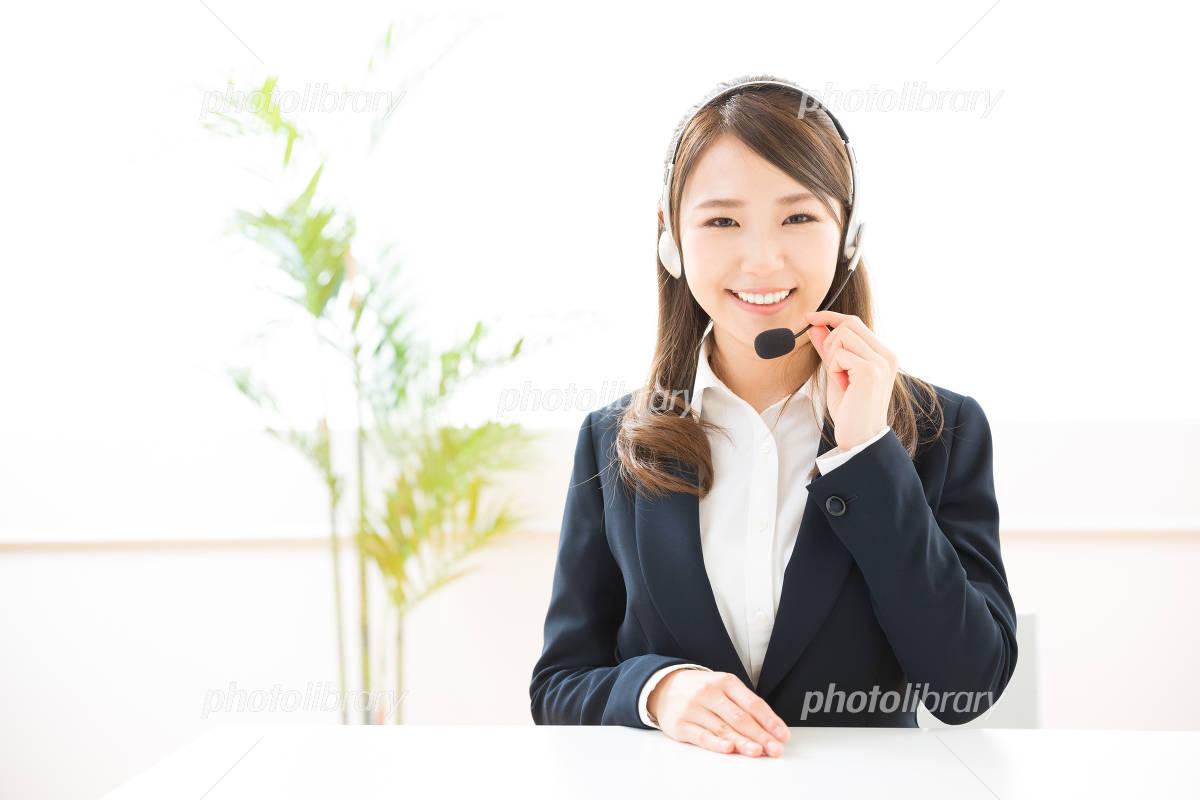 Operator woman Photo