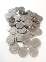 100 yen coins Stock photo [3087812] 100