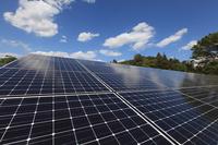 Mega Solar Stock photo [3089201] Solar