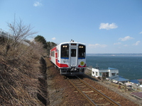 Sanriku Railway coast of train Stock photo [3091305] Sanriku