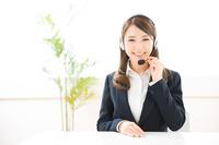 Operator woman Stock photo [3092209] Operator