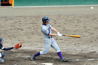 Batter and hitting Stock photo [3094385] Baseball