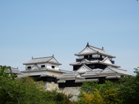 Matsuyama Castle Stock photo [3098207] Matsuyama