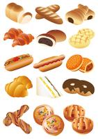 Bread variety [3098581] Van