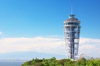 Enoshima Sea Candle Stock photo [3191018] Lighthouse