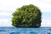 Rock Island Stock photo [3293647] Palau