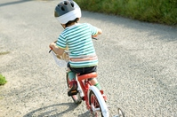 Boys Stock photo [3303262] Bike