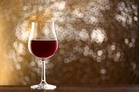 Red wine and Illumination Stock photo [3388637] Wine