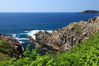 Fukui Prefecture Sakai Echizen coast Tojinbo Stock photo [3396347] Hokuriku