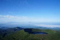 I hope Onaminoike than Kirishima mountain range Korea dake Stock photo [3480872] Kirishima