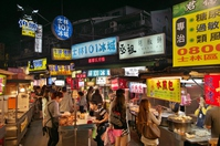 Shilin night market Stock photo [3482723] Taiwan
