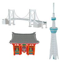 Tokyo attractions [3489155] Tokyo