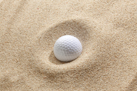 Golf Bunker Stock photo [3586887] Sand