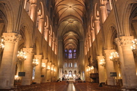 Notre Dame Cathedral in Paris Stock photo [3587702] Notre