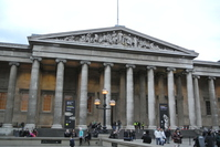 British Museum of London Stock photo [3589581] British