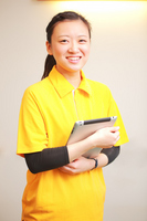 Nursing staff are having record Stock photo [3594043] Care