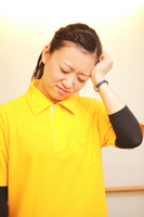 Nursing staff suffering serious Stock photo [3594158] Worry