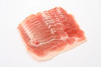 Shabu-shabu meat pig peach white back Stock photo [3595055] Shabu
