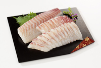 Sashimi of sea bream Stock photo [3595589] Red