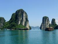 Vietnam Halong Bay Stock photo [3596932] Halong