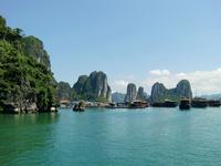 Vietnam Halong Bay Stock photo [3596938] Halong
