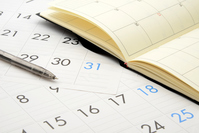 Business Image - schedule management Stock photo [3597632] Notebook