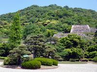 Tottori Castle Ruins Stock photo [3598426] Tottori