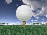 Golf CG image [3697507] Tee