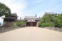 Ueda Castle castle keep Higashikoko Stock photo [3804905] Ueda