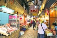 台北 東三水街市場