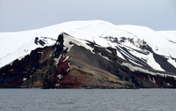 Go to Deception Island in Antarctica Stock photo [3808870] Antarctic