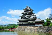 Matsumoto Castle Stock photo [3810702] National